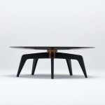 AL102 SWALLOWS TAIL TABLE BLACK 03