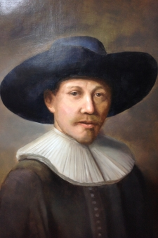 Portriat of A Man Rembrandt