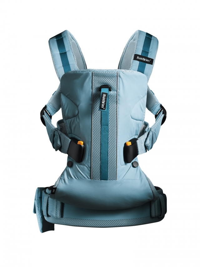 LDF2017 Design for dignity Baby Carrier One Outdoors by BabyBjorn