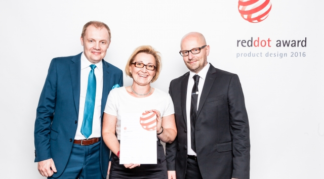 Red Dot Award dla Ceramiki Paradyż